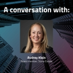 A conversation with: Audrey Klein