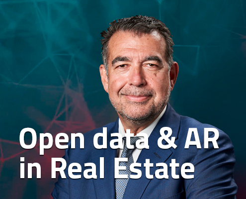 Open data & AR in Real Estate – where Reech Corporations Group sees the next revolution
